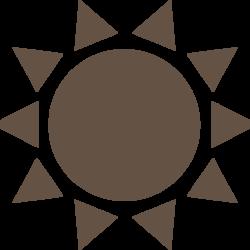 Sole-marrone